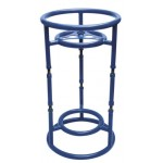Tire Station - Tire Changing Stand and Air Tank Holder