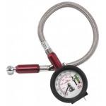 Tire Gauge 2-N-1 0-60PSI BikeMaster