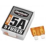 5PC/BOX 5A REPL STD FUSE
