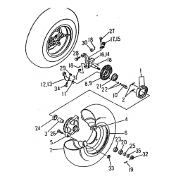 Roketa 150 Engine Diagram together with Service And Repair Manuals Cg125 Cg200 125cc 200cc 250cc Chinese Atv Engine Repair Manuals P 241 as well Boreem Scooter Wiring Diagram besides Inter  Wiring Diagram furthermore Loncin 250cc Atv Wiring Diagram. on loncin 110cc parts