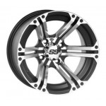 SS Alloy SS212 15X7 4/156 5+2 Machined