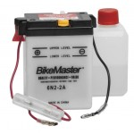 6N2-2A BikeMaster Battery