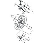 Front Wheel (12IN SPCC Rim)
