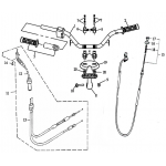 Handle Bar | Cables