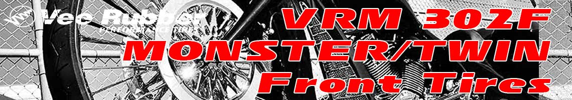 Vee Rubber VRM-302F Monster Front Tires