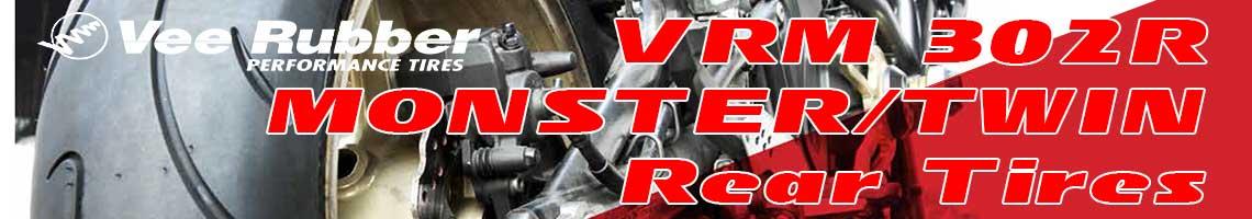 Vee Rubber VRM-302R Monster Rear Tires