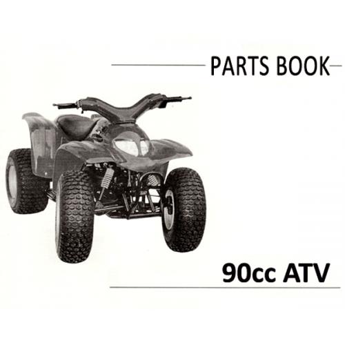 Adly (Blazer) 90cc Parts Manual   $11.16   Adly Atv Wiring Diagram      Kasea Parts Store