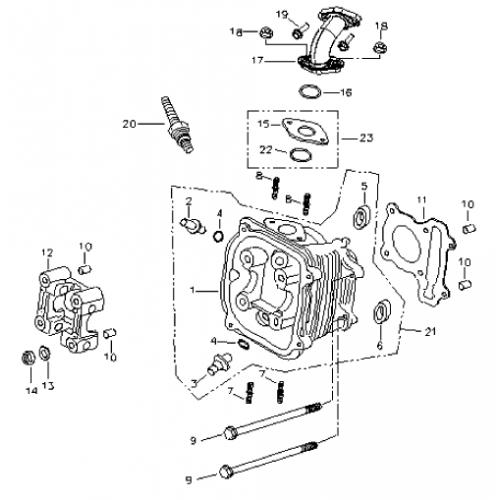 2007 Sunl 110cc Atv Wiring Diagram With Remote