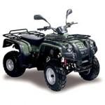 Adly ATV 300U II