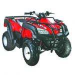 Adly ATV Q300
