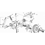 Front Wheel Assy