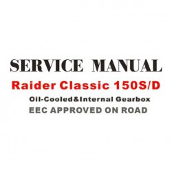 150cc Service Manual