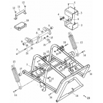 Engine Bracket Assy