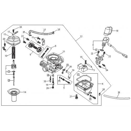 kasea 150 wiring diagram