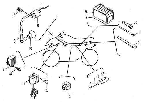 atv 50 wiring diagram wire harness  lrx smc atv 50 mini   wire harness  lrx smc atv 50 mini