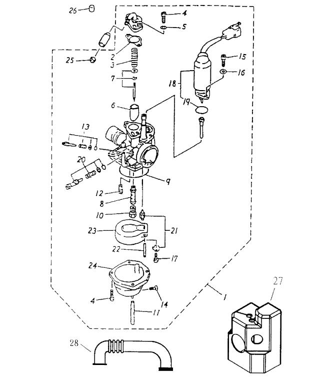 dazon engine parts 90  diagram  auto wiring diagram