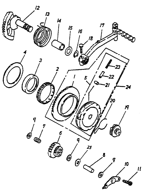 can am atv body parts